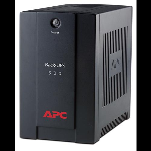 Источник бесперебойного питания Back-UPS, 300Вт/500ВА, 230В, BX500CI