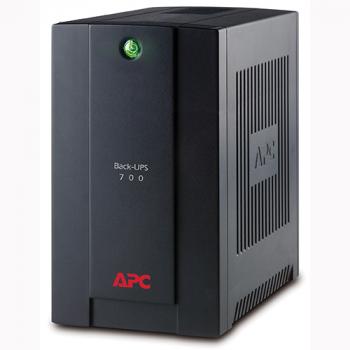 Источник бесперебойного питания Back-UPS, 390Вт/700ВА, 230В, BX700U-GR