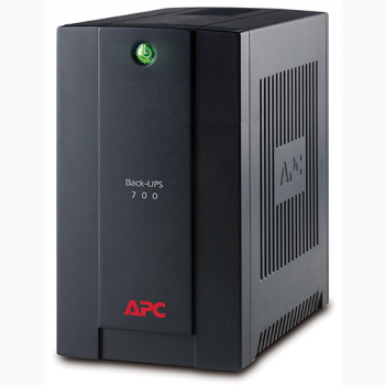 Источник бесперебойного питания Back-UPS, 390Вт/700ВА, 230В, BX700UI