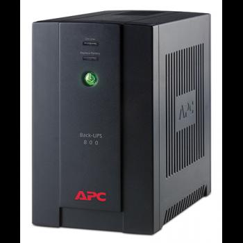 Источник бесперебойного питания Back-UPS, 480Вт/800ВА, 230В, BX800CI-RS