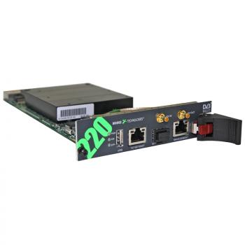 Анализатор потоков IPTV BridgeTech VB220 для сетей до 1G