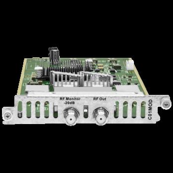 Модуль восьмиполосного QAM-модулятора C01MOD для DCP-3000MF (used)