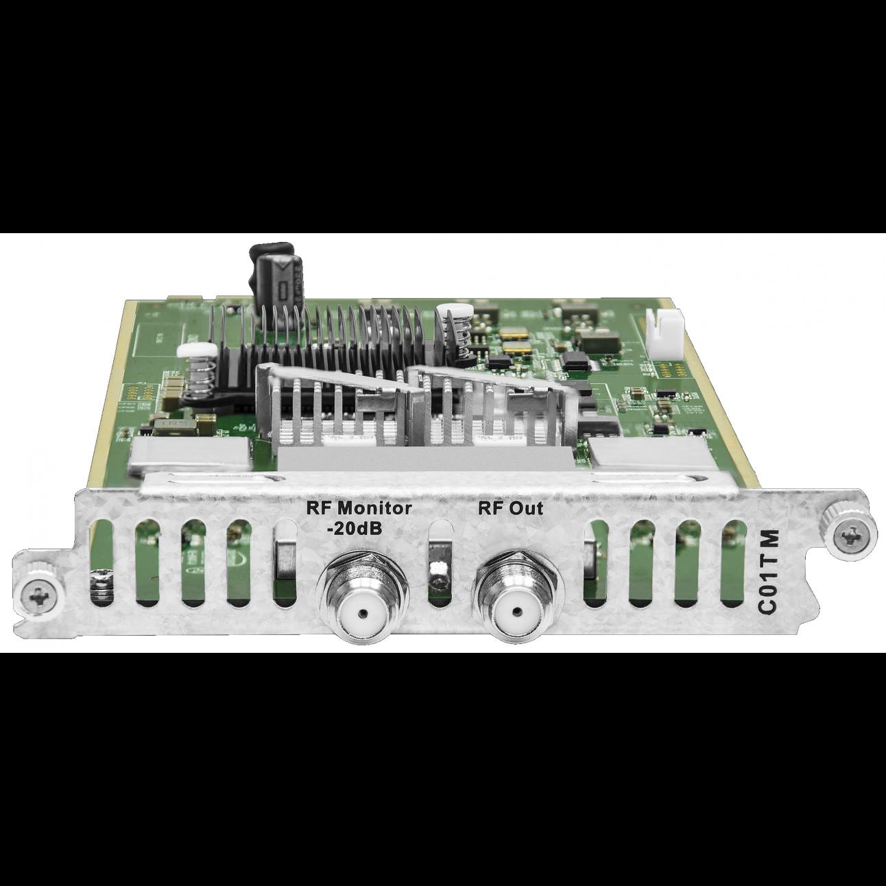 Модуль четырехполосного COFDM-модулятора C01TM для DCP-3000MF