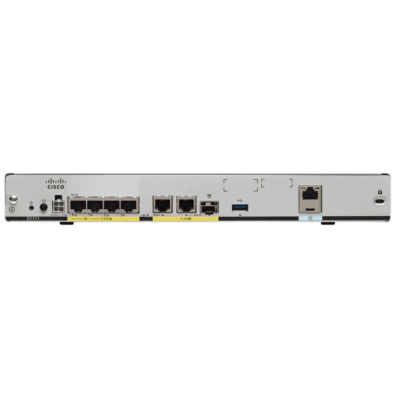 Маршрутизатор Cisco ISR C1111-4P