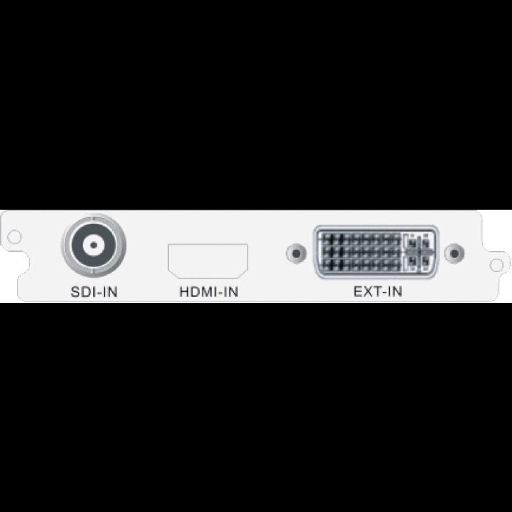 Карта 1-канального H.264 SD/HD кодера C150 Sumavision