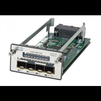 Модуль Cisco Catalyst C3KX-NM-10G (некондиция, без лицевой панели, отсутсвует одно крепление)
