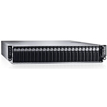 Сервер Dell PowerEdge C6320, 8 процессоров Intel Xeon 10C E5-2650v3 2.30GHz, 128GB DRAM, 24 отсека под HDD 2.5""
