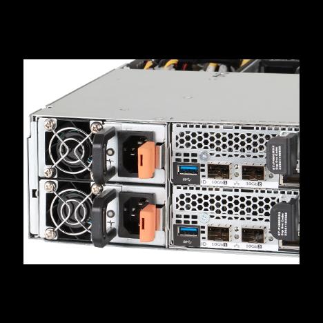 "Сервер Dell PowerEdge C6320, 8 процессоров Intel Xeon 14C E5-2695v3 2.30GHz, 256GB DRAM, 24 отсека под HDD 2.5"""