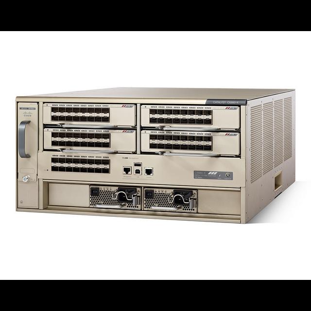 Коммутатор Cisco Catalyst 6880-X (XL Tables)