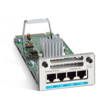 Модуль Cisco Catalyst C9300-NM-4M