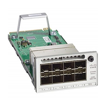 Модуль Cisco Catalyst C9300-NM-8X