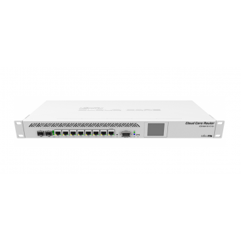 Маршрутизатор Mikrotik Cloud Core Router CCR1009-7G-1C-1S+