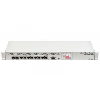 Маршрутизатор Mikrotik Cloud Core Router CCR1009-8G-1S-1S+