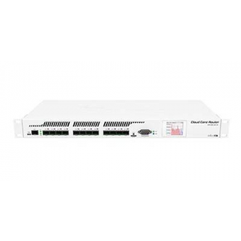 Маршрутизатор Mikrotik Cloud Core Router 1016-12S-1S+