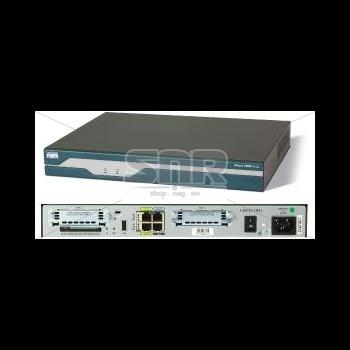 Маршрутизатор Cisco 1841 (некондиция, сломана кнопка извлечения cf)
