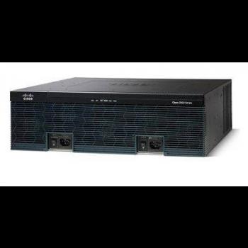 Маршрутизатор Cisco 3945 (некондиция, косметические повреждения)