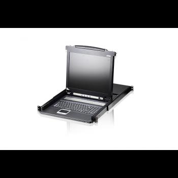 KVM-переключатель ATEN CL1008 8-портовый