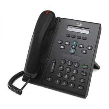 IP-телефон Cisco CP-6921 (некондиция, сломан пластик под клавишей сброса)
