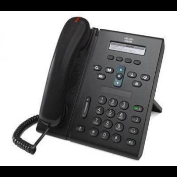 IP-телефон Cisco CP-6921 (некондиция, механические повреждния кноки выбора пунктов меню)