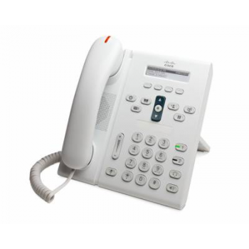 IP-телефон Cisco CP-6921-W-K9 (некондиция, сломан пластик под клавишей сброса)