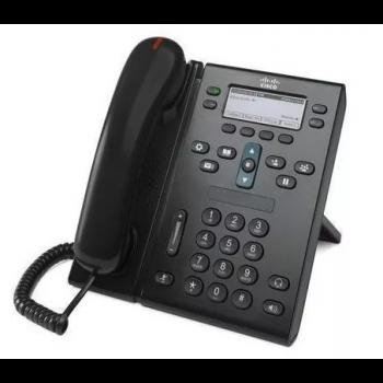 IP-телефон Cisco CP-6941 (некондиция, сломан держатель трубки)