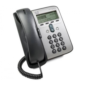 IP-телефон Cisco CP-7911G (некондиция, пятно на дисплее)