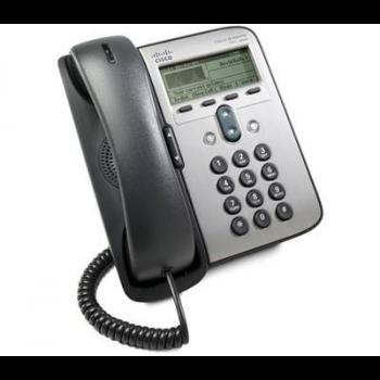 IP-телефон Cisco CP-7911G (некондиция, косметические повреждения)