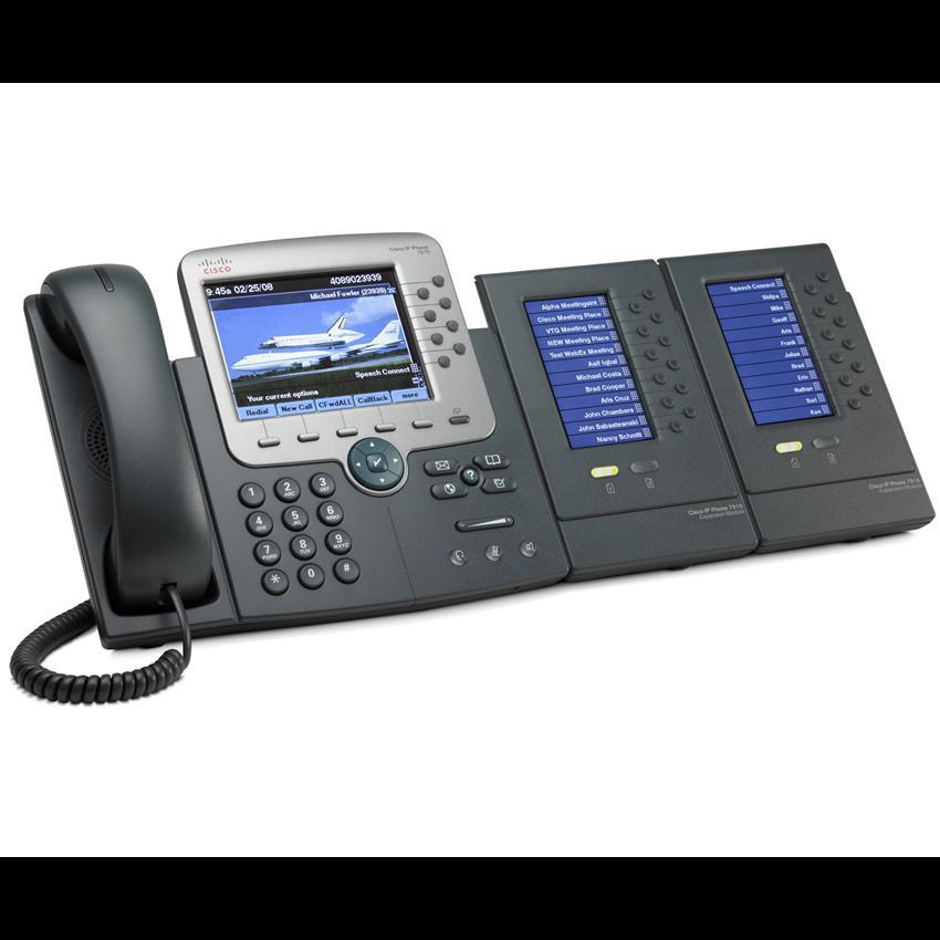 Блок расширения Cisco CP-7916 для телефонных аппаратов Cisco CP-7900