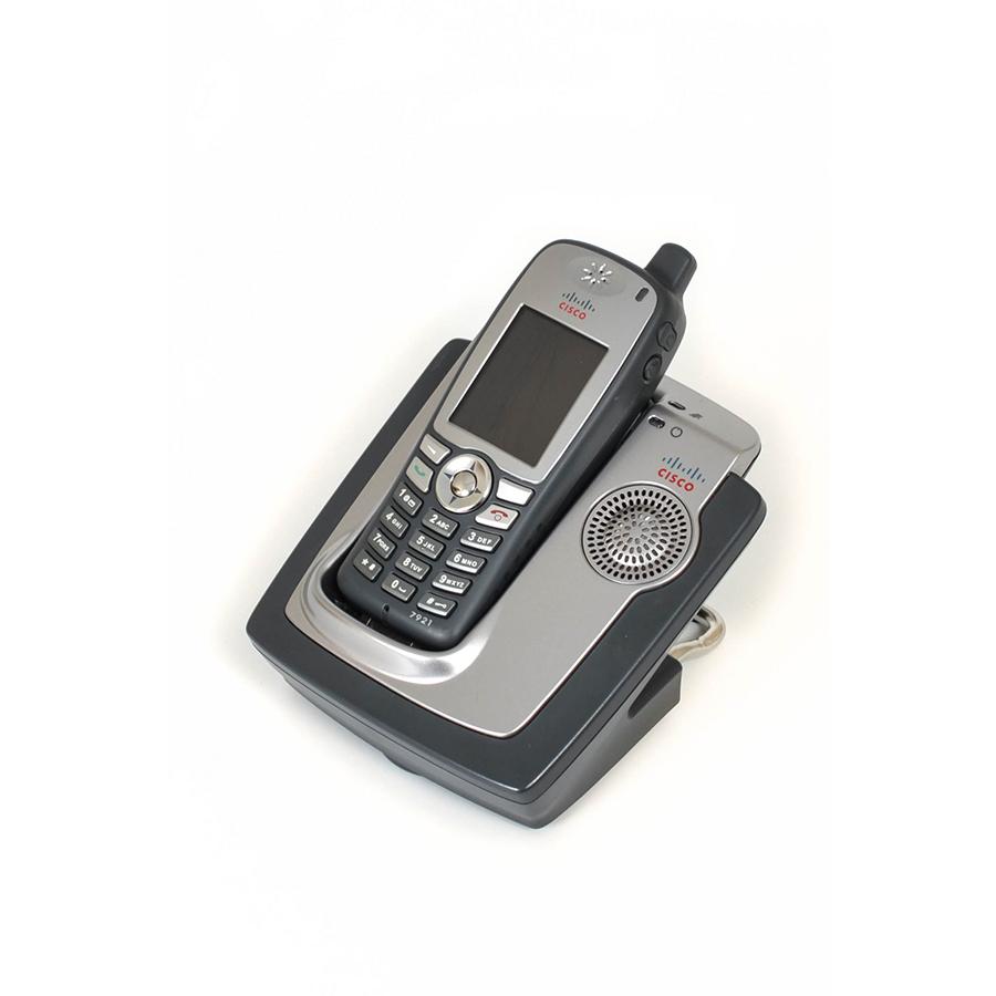 IP-телефон Cisco CP-7921G (некондиция, не работает батарея)