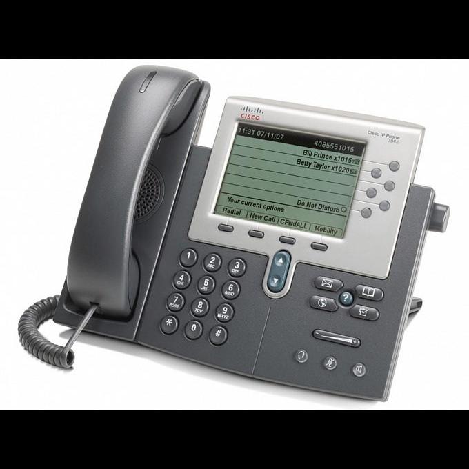 IP-телефон Cisco CP-7962G