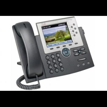 IP-телефон Cisco CP-7965G (некондиция, дефект дисплея)