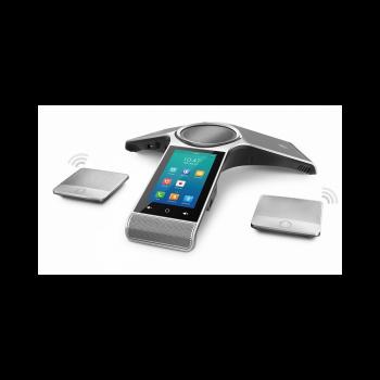 Комплект: CP960, конференц-телефон, PoE, запись разговора и 2 CPW90 (беспроводные), без БП