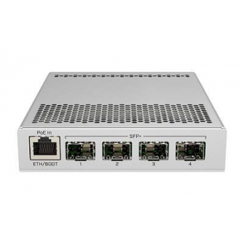 Коммутатор Cloud Router Switch Mikrotik CRS305-1G-4S+IN