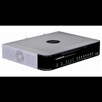 Шлюз аналоговый голосовой Linksys CSSPA8000-XU