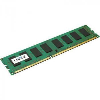 Память 4GB Crucial 1333MHz DDR3L ECC Reg