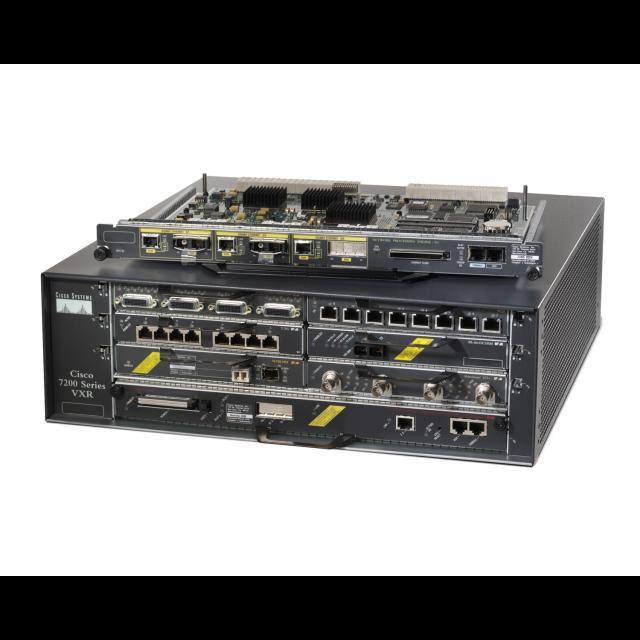 Маршрутизатор Cisco 7206VXR-NPE-G1 Bundle