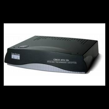 VoIP шлюз  Cisco ATA 186-I1