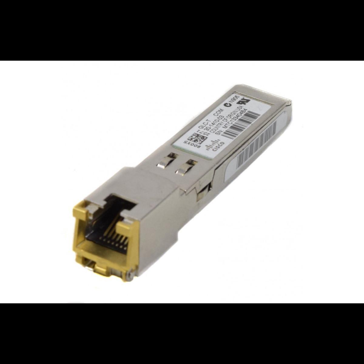 Модуль SFP с интерфейсом RJ45 Cisco GLC-T