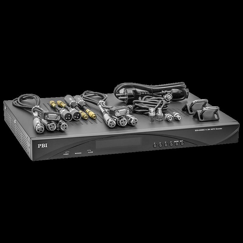 Энкодер MPEG4 PBI DCH-5200EC-40 с IP выходом