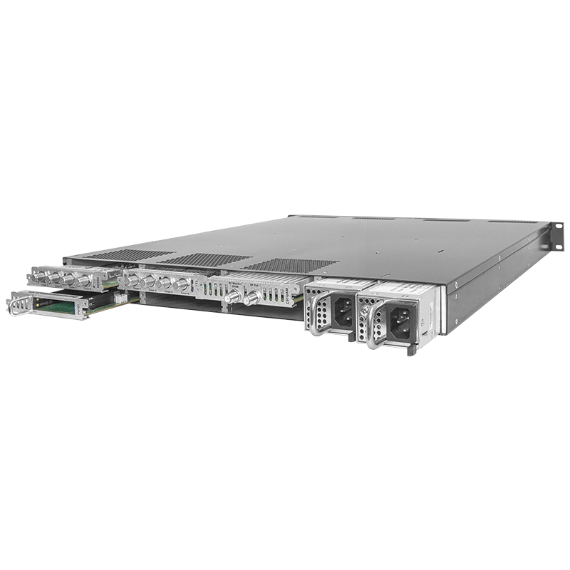 Базовый блок цифровой головной станции PBI DCP-3000MF (некондиция)