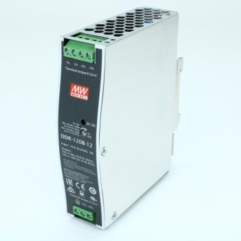 DDR-120B-12 Преобразователь: DC/DC; 120Вт; Uвх:16,8 - 33,6.В; Uвых:12ВDC; Iвых:10А, Mean Well