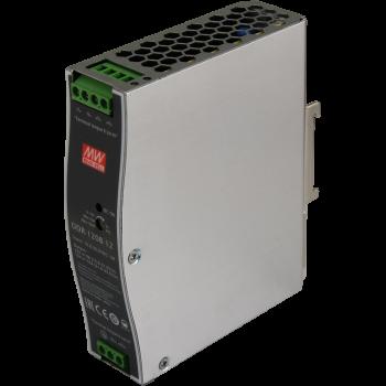 DDR-120B-12, DC/DC преобразователь, 120Вт, вход 16,8-33,6В, выход 12В/10А Mean Well