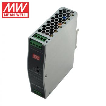 DDR-120B-48, DC/DC преобразователь, 120Вт, вход 16,8-33,6В, выход 48В/2,5А Mean Well