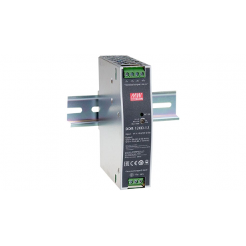 DDR-120D-12, DC/DC преобразователь, 120Вт, вход 67,2-154В, выход 12В/10А Mean Well