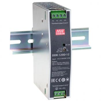 DDR-120D-48 Преобразователь: DC/DC; 120Вт; Uвх:67,2-154.В; Uвых:48ВDC; Iвых:2,5А, Mean Well