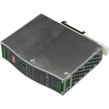 DDR-120D-48, DC/DC преобразователь, 120Вт, вход 67,2-154В, выход 48В/2,5А Mean Well