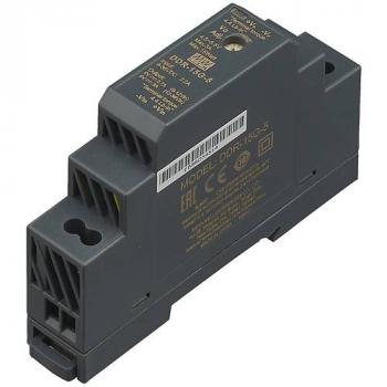 DDR-15G-5, DC/DC преобразователь, 15Вт, вход 9-36В, выход 5В/3А Mean Well