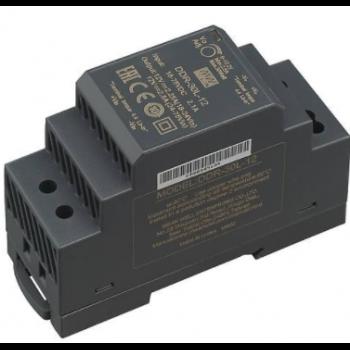 DDR-30L-12, DC/DC преобразователь, 30Вт, вход 18-75В,выход 12В/2,5А Mean Well