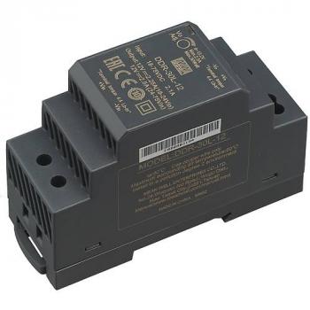 DDR-30L-12, DC/DC преобразователь, 30Вт, вход 18-75В, выход 12В/2,5А Mean Well