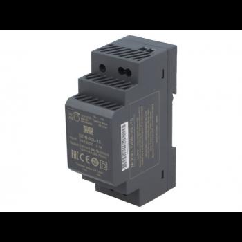 DDR-30L-15, DC/DC преобразователь, 30Вт, вход 18-75В,выход 15В/2А Mean Well